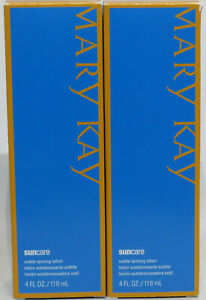 Mary Kay Two Timewise Body Targeted-Action Toning Lotion 8oz Fresh NOS