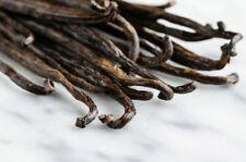15 Madagascar Bourbon Vanilla Beans Grade B Great for Vanilla Extract - NEW
