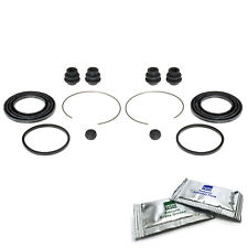 TOYOTA YARIS VERSO 1999-2006 2x FRONT BRAKE CALIPER REPAIR KIT SEALS BCK5129DX2