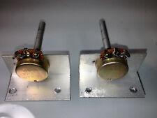 Alpha B5K 5k ohm Linear Taper Potentiometer (Taiwan) (2 pack)