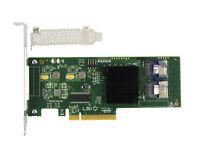 LSI 9211-8i LSI00194 8port 6Gb/s PCI-Express 2.0 SATA+SAS RAID Controller Card