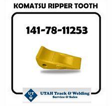 141-78-11253 Komatsu Style ripper tooth 1417811253HX