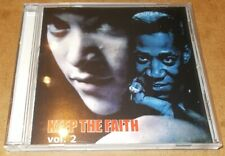CD (KTF 02) - various artists - KEEP THE FAITH VOL.2