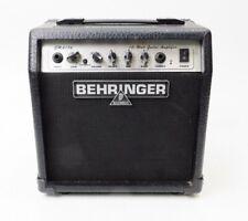 Behringer Gma106 Guitar Amplifier