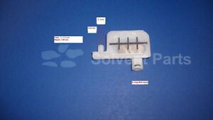 Damper small for ROLAND SC500 or all DX2 print heads