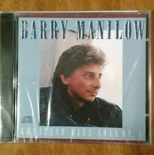 BARRY MANILOW Greatest Hits Volume 1 CD NEW Sealed 1989