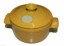 Emile Henry Kasserole Keramik  Auflaufform curry 0,3l Mikrowellen geeignet
