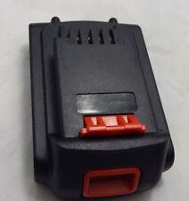 2x Battery F Black Decker 18V 20V 2.0Ah Li-ion LB20 LSW20 LCS20 STC1820 BL2018-X