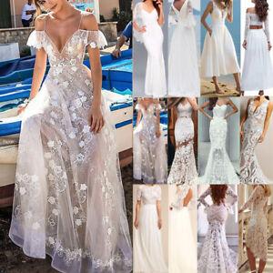 Abendkleider Ballkleider Lang Gunstig Kaufen Ebay