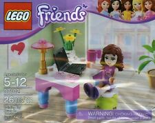 NEW SEALED Lego Friends Minifigure Set 30102 Olivia's Desk FREE SHIPPING