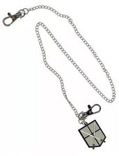 Wallet Chain - Attack on Titan - Cadet Corps Toys Anime Licensed AUTHENTIC NEW