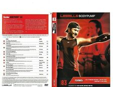 Les Mills Body Pump 83 Complete DVD, CD, Case and Notes
