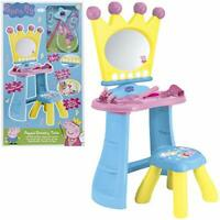 HTI Peppa Pig Dressing Table & Accessories Set For Kids
