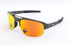 Oakley Mercenary OO9424-0570 Sunglasses - Matte Olive/Prizm Ruby Polarized