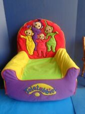 Vintage Teletubbies Chair For Toddlers