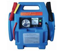 12V 600A HEAVY DUTY PORTABLE AIR COMPRESSOR JUMP STARTER BATTERY BOOSTER LEADS