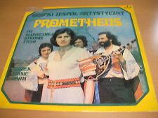 PROMETHEUS Po Slonecznej Stronie Zycia LP Grecki Zespol Artystyczny