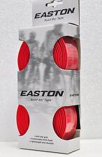 Easton EVA Foam Pinline Logo Anti-Slip durable Road Bike Bar Tape, Red