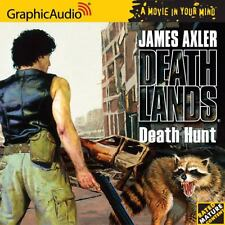 Deathlands 67 : Death Hunt by James Axler (2005, CD) Graphicaudio