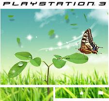 PLAYSTATION 3 PS3 Mariposa Pegatina Vinílica PROTECTORA
