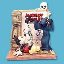 Mickey Mouse Disney Haunted House Figurine Enesco
