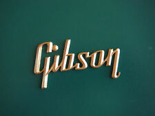 Gibson Amp and Guitar Logo gold ( small version )