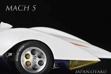 "LIMITED Speed Racer Mach Go Go Go ""MACH 5"" Aluminum Body Model Car"