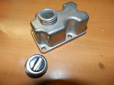 Austin Healey Bugeye Sprite brake reservoir exp tank with Metal cap  Midget MGA
