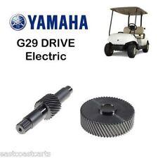 Yamaha G29 Drive ELECTRIC Golf Cart High Speed Gears 8:1