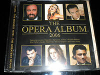 The Opera Album 2006 - CD Album - 2CDs Album - 38 Great Tracks