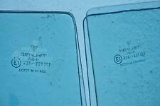 Porsche 924 944 951 Rear Quarter Window Glass Left 411845311A Right 477845312A