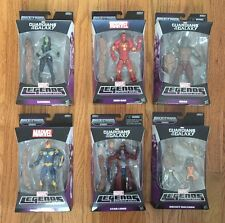 """MARVEL LEGENDS GROOT Build A FIGURE GUARDIANS OF THE GALAXY SET 6"""" ACTION NEW"""