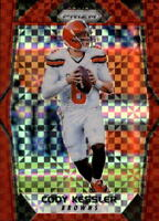2017 Panini Prizm Football Red Power Parallel Singles (Pick Your Cards)