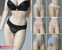 1/6 Scale Lace Panties Briefs Underwear Clothes Fit 12'' Female Action Figure