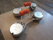 Les Paul '50s Style Bourns PDB241 Long Shaft Upgraded Pre-Wired Harness Kit