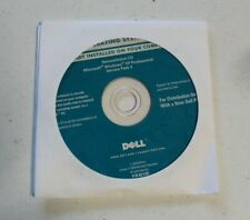 Windows XP Pro Professional SP3 Install Recovery CD Disc for Dell PC Computer