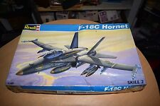 Revell Model Kit 4821 F-18C Hornet NEW SEALED