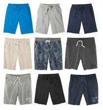 Herren Übergröße Bermuda Shorts Hose Sweathose kurz Sommerhose Freizeit Cargo