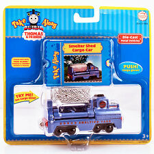 Smelter Shed Car * Thomas Tank Engine Take-Along * Die-Cast/Learning Curve New