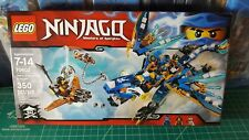 Lego Ninjago Jay's Elemental Dragon 70602 NEW