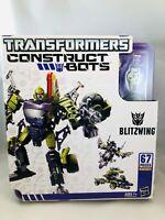 Transformers Construct Bots Blitzwing