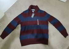 Tommy Hilfiger Cricket Pull Sweater pour Homme XL