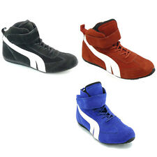 Kart Motorsport Racing Shoes Red- Black-Blue Boots- Adult Sizes - Sale Price