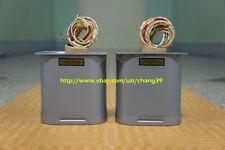 Western Electric 300B Triode SE Tube Power Amplifier Output Transformers NOS NIB