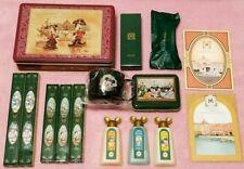 Tokyo Disney Sea Hotel Mira Costa Amenity set Cup shampoo conditioner Can case