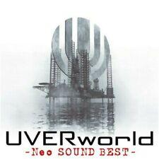UVERworld Neo SOUND BEST CD SMR SRCL-7175 4988009044316 Japaniese Pops Band