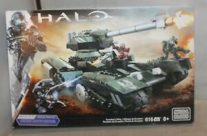 MEGA BLOKS HALO Scorpion's Sting Building Set CNG68 616 Pieces - New in Box