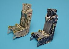 Aires 1/48  ACES II Type B Ejection Seats x 2 for Hasegawa (unpainted) # 4144