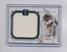 Pablo Sandoval 2014 Topps Museum Momentous Material Jersey #20/50