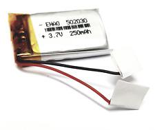 502030 3.7 Volt Lipo Ersatzakku für Ebike-Display BOSCH Intuvia Batterie